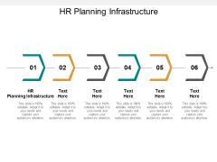 HR Planning Infrastructure Ppt PowerPoint Presentation Inspiration Slide Portrait Cpb