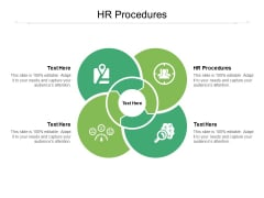 HR Procedures Ppt PowerPoint Presentation Ideas Model Cpb