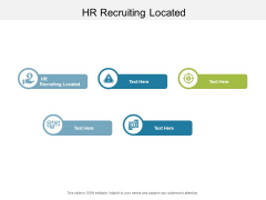 HR Recruiting Located Ppt PowerPoint Presentation Show Aids Cpb Pdf