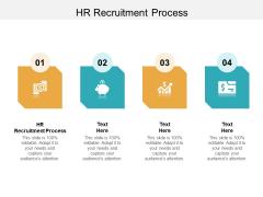 HR Recruitment Process Ppt PowerPoint Presentation Model Layout Cpb Pdf