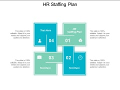 HR Staffing Plan Ppt PowerPoint Presentation Pictures Graphics Example Cpb