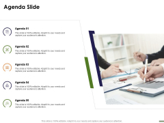 HR Strategy Employee Journey Agenda Slide Ppt Styles Tips PDF