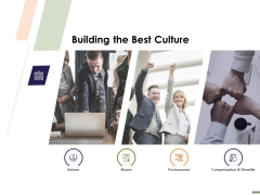 HR Strategy Employee Journey Building The Best Culture Ppt Portfolio Structure PDF