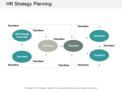 HR Strategy Planning Ppt PowerPoint Presentation Pictures Smartart Cpb