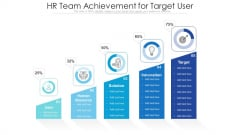 HR Team Achievement For Target User Ppt Infographic Template Format PDF