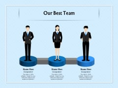 HR Transformation Roadmap Our Best Team Ppt Layouts Graphics PDF