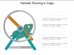 Hamster Running In Cage Ppt Powerpoint Presentation Infographics Infographics
