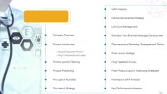 Health Clinic Marketing Content Ppt Layouts Visuals PDF