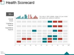 Health Scorecard Ppt PowerPoint Presentation Ideas Layout Ideas