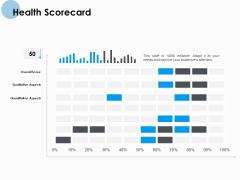 Health Scorecard Ppt PowerPoint Presentation Styles Slideshow