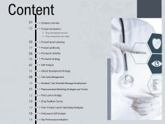 Healthcare Merchandising Content Portrait PDF