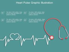 Heart Pulse Graphic Illustration Ppt PowerPoint Presentation Portfolio Elements