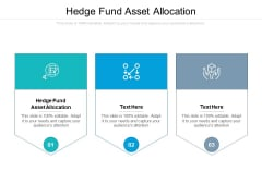 Hedge Fund Asset Allocation Ppt PowerPoint Presentation Styles Backgrounds Cpb Pdf