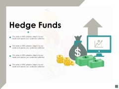 Hedge Funds Contribution Ppt PowerPoint Presentation Outline Visual Aids