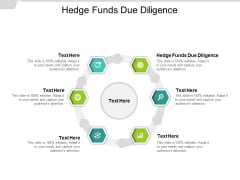 Hedge Funds Due Diligence Ppt PowerPoint Presentation Model Visual Aids Cpb