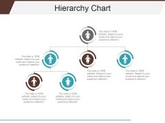 Hierarchy Chart Ppt PowerPoint Presentation Portfolio Visual Aids