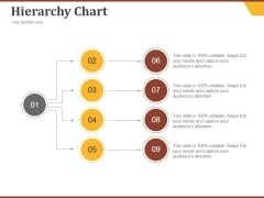Hierarchy Chart Ppt PowerPoint Presentation Show