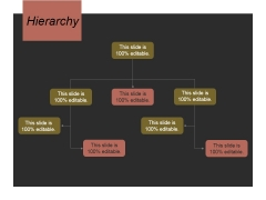 Hierarchy Ppt PowerPoint Presentation Deck