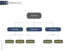 Hierarchy Ppt PowerPoint Presentation Diagrams