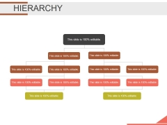 Hierarchy Ppt PowerPoint Presentation Files