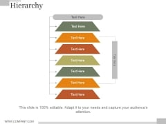 Hierarchy Ppt PowerPoint Presentation Gallery