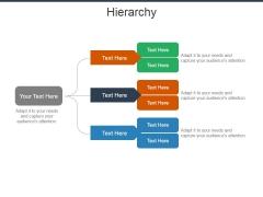 Hierarchy Ppt Powerpoint Presentation Gallery Slide Portrait