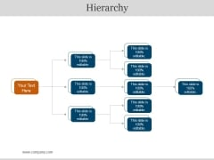 Hierarchy Ppt PowerPoint Presentation Picture
