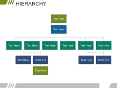 Hierarchy Ppt PowerPoint Presentation Professional Format Ideas