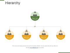 Hierarchy Ppt PowerPoint Presentation Show Portrait