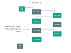 Hierarchy Ppt PowerPoint Presentation Show