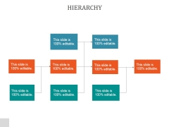 Hierarchy Ppt PowerPoint Presentation Visuals