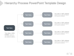 Hierarchy Process Ppt PowerPoint Presentation Gallery