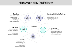 High Availability Vs Failover Ppt PowerPoint Presentation Icon Examples Cpb