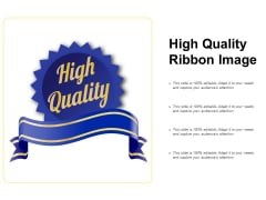 High Quality Ribbon Image Ppt PowerPoint Presentation Infographic Template Shapes