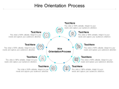 Hire Orientation Process Ppt PowerPoint Presentation Show Example Cpb