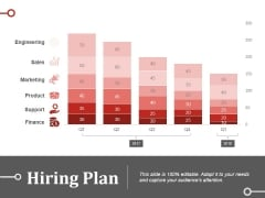Hiring Plan Ppt PowerPoint Presentation Outline Show