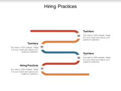 Hiring Practices Ppt PowerPoint Presentation Layouts Guidelines Cpb