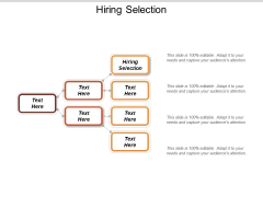 Hiring Selection Ppt Powerpoint Presentation Templates Cpb