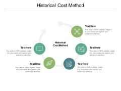 Historical Cost Method Ppt PowerPoint Presentation Professional Example Introduction Cpb