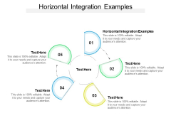 Horizontal Integration Examples Ppt PowerPoint Presentation Pictures Ideas Cpb