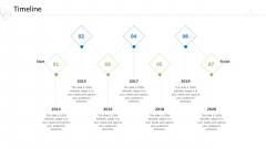 Hospital Administration Timeline Ppt Portfolio Mockup PDF