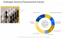 Hospital Management System Challenges Faced By Pharmaceutical Industry Summary PDF