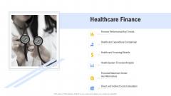 Hospital Management System Healthcare Finance Summary PDF