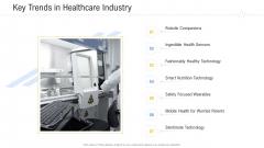 Hospital Management System Key Trends In Healthcare Industry Inspiration PDF