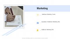 Hospital Management System Marketing Summary PDF