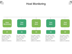 Host Monitoring Ppt PowerPoint Presentation Styles Cpb Pdf