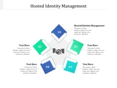 Hosted Identity Management Ppt PowerPoint Presentation Slides Designs Cpb Pdf