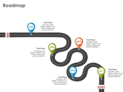 Hotel And Tourism Planning Roadmap Inspiration PDF