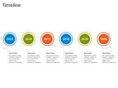 Hotel And Tourism Planning Timeline Sample PDF