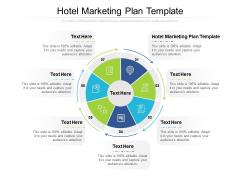 Hotel Marketing Plan Template Ppt PowerPoint Presentation Gallery Ideas Cpb Pdf